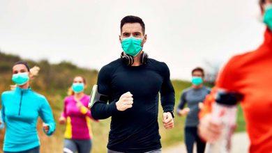 El uso de mascarillas en el ejercicio físico, un dilema más de la pandemia
